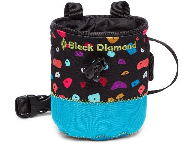 Black Diamond Mojo Kalkpose Børn, blå